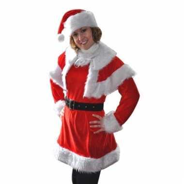 Sexy feest kerstjurkje noel dames