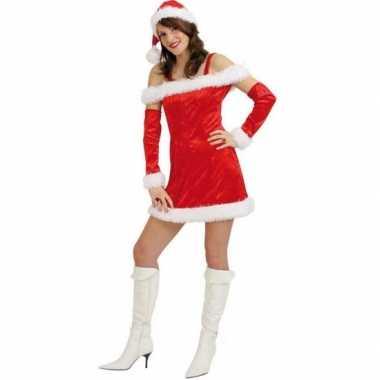 Sexy kerstjurkje dames