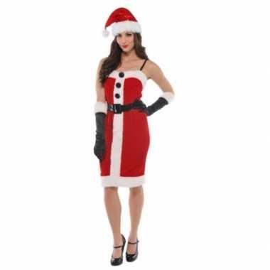 Sexy kerstjurkje jolly holly dames