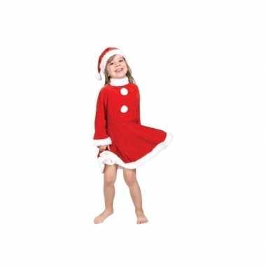 Sexy kerstman kerstjurkje peuters